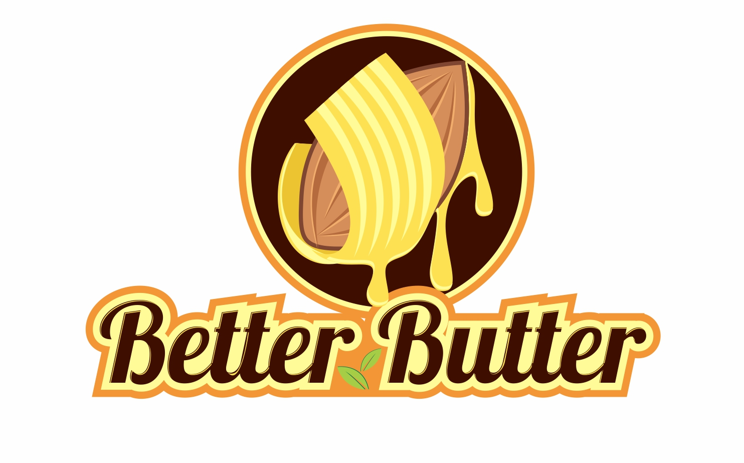 Elegant, Playful, Farm Logo Design for Better Butter by hih7.