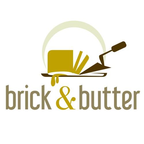Brick & Butter Logo.