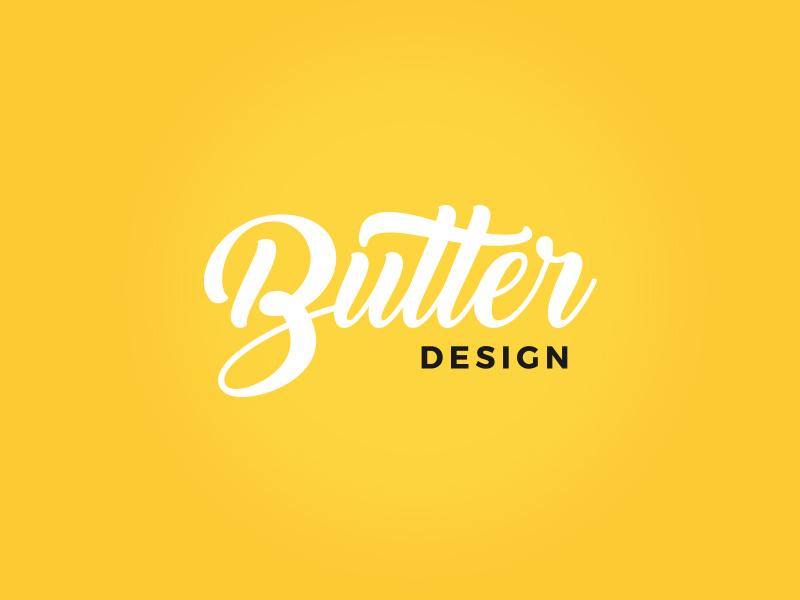 Butter Design Logo by Daniel Salgado on Dribbble.