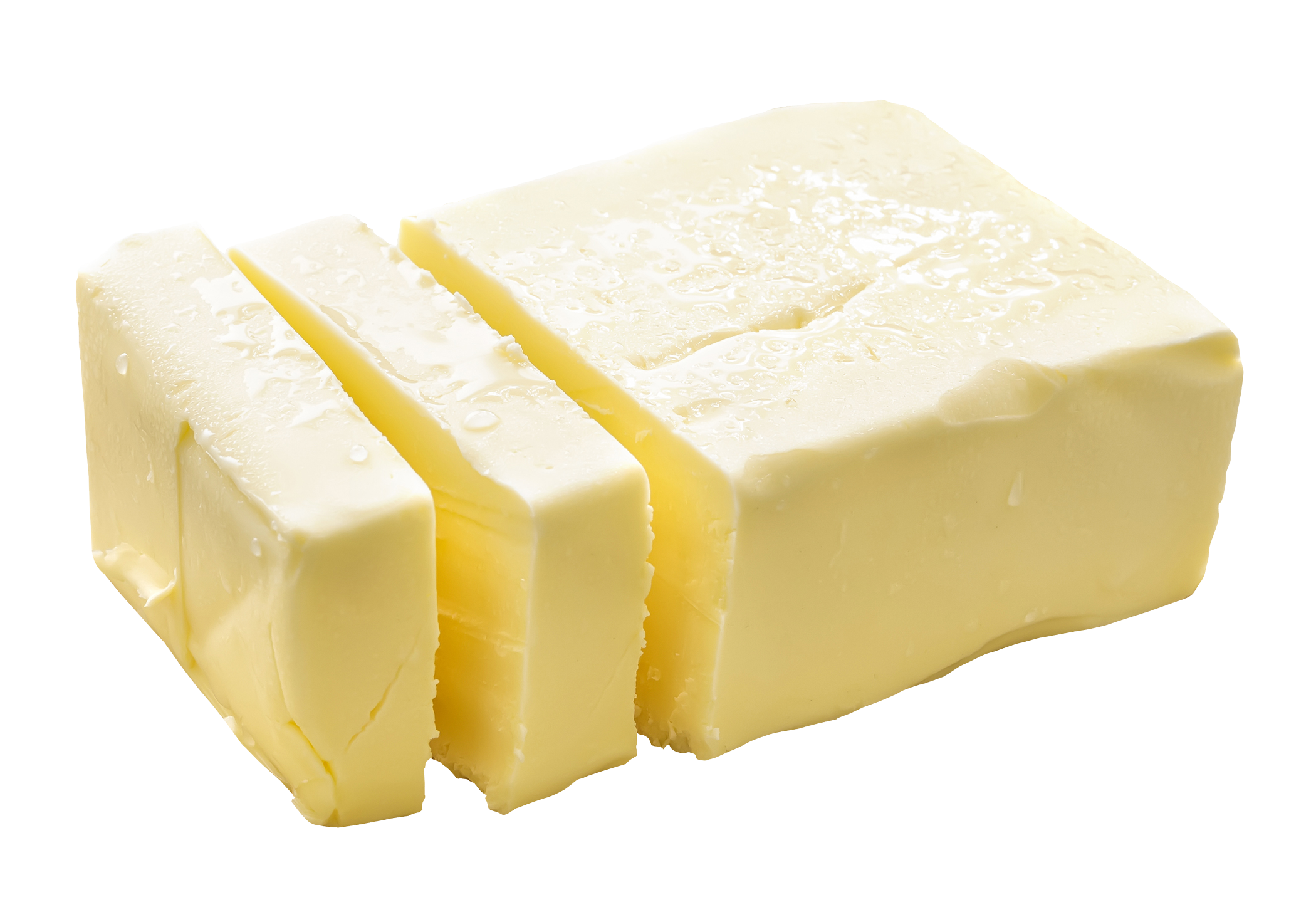 Butter PNG Image.