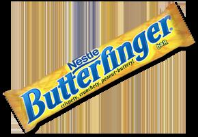 Butterfinger Candy Bar Png & Free Butterfinger Candy Bar.png.