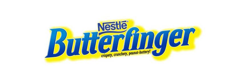 Butterfinger Logos.