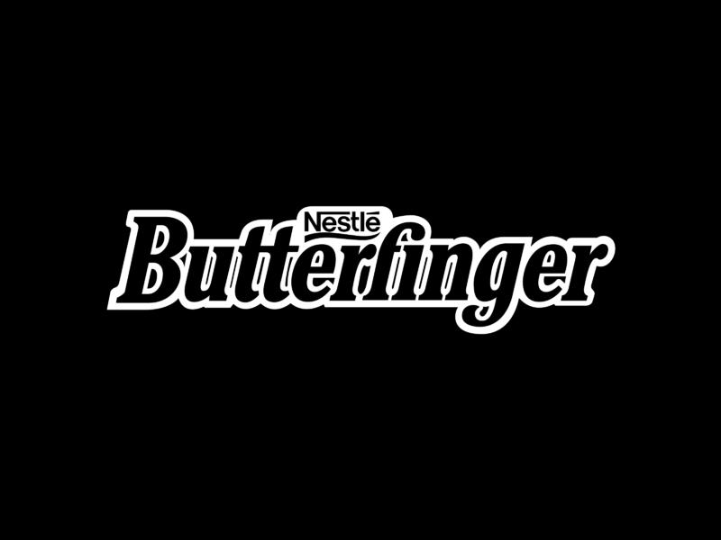 Butterfinger Logo PNG Transparent & SVG Vector.
