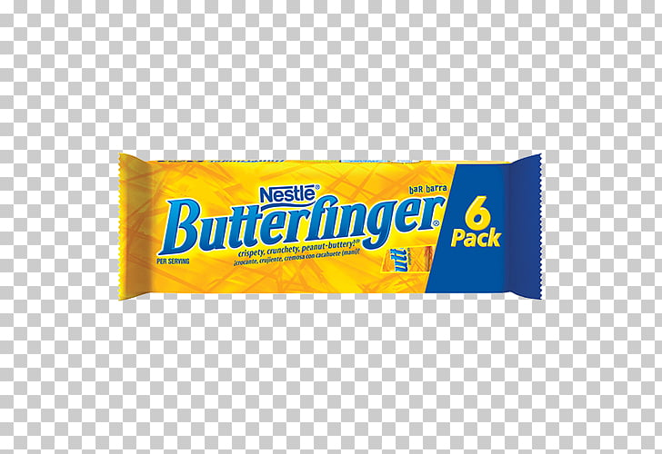 Butterfinger Chocolate bar Peanut butter cup Baby Ruth.