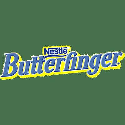 Nestlé Butterfinger Logo transparent PNG.
