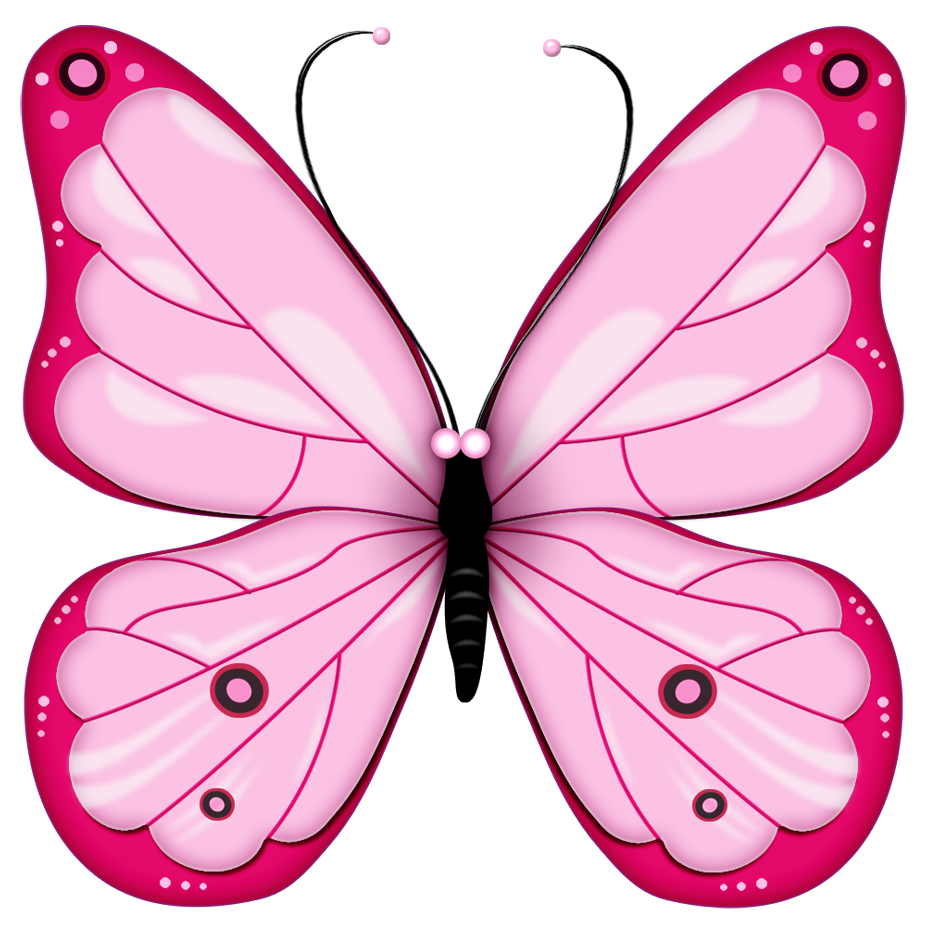 Butterfly Designs Clipart.