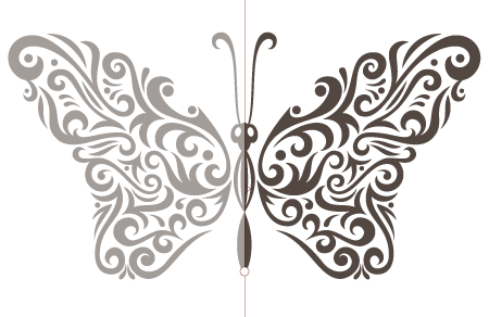 Butterfly Drawings In Pencil.