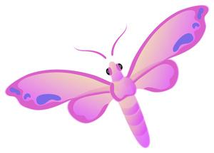 Free Moth Clip Art Image.