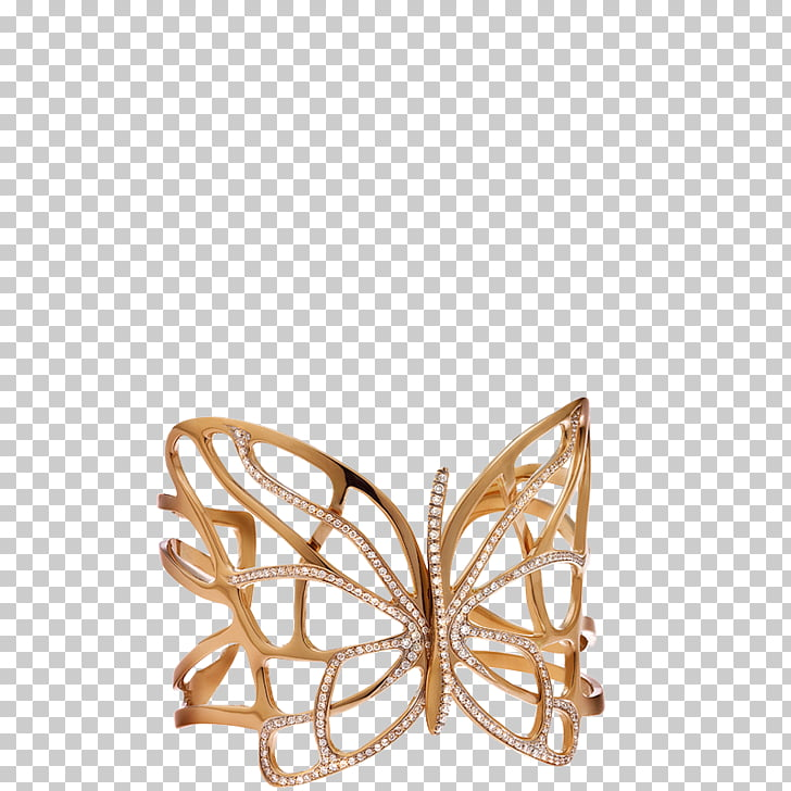 Monarch butterfly Body Jewellery, butterfly PNG clipart.