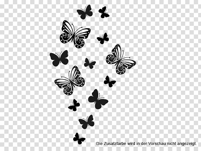 Butterfly Insect Body Jewellery Font, Butterfly Tattoo.