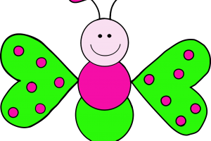 Butterfly body clipart 3 » Clipart Station.