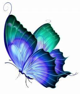 3d Semicolon Heart dainty butterfly clipart.