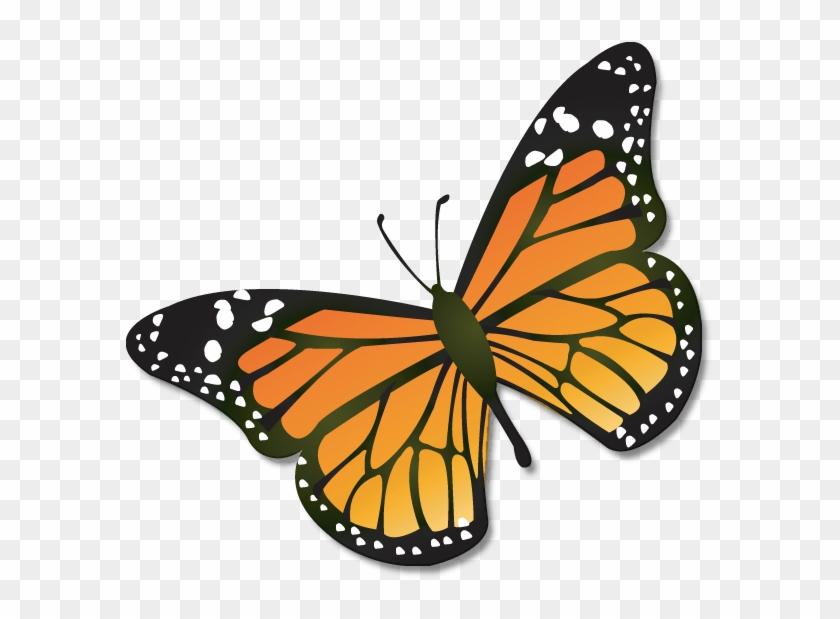 Download Free png Monarch Butterflies Clipart Clip Art Monarch.
