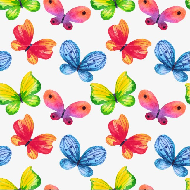 Butterfly clipart background 8 » Clipart Portal.