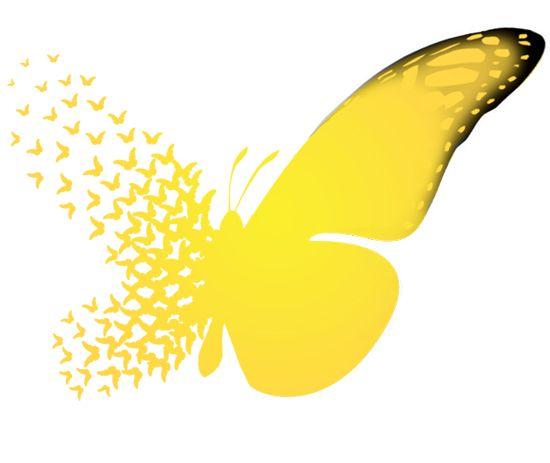 Butterfly Effect Clipart.