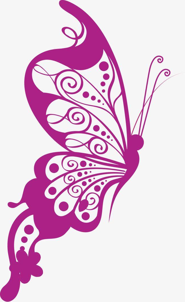 Vector Art Butterfly, Butterfly Clipart, Vector, Butterfly.