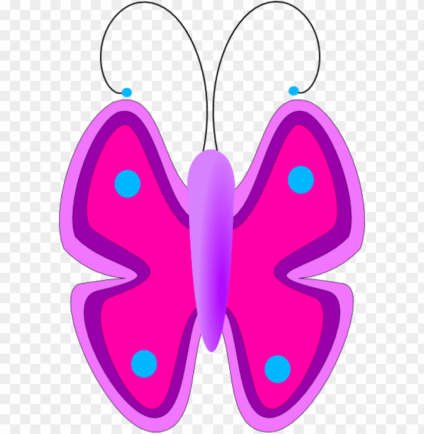 free vector butterfly clip art.