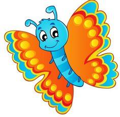 butterfly clipart for kids PRESCHOOL 2s Pinterest Butterfly.