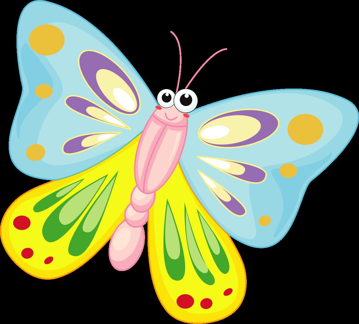 Clipart free butterfly, Clipart free butterfly Transparent.