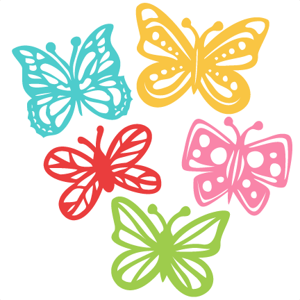 Butterfly Clipart Svg.