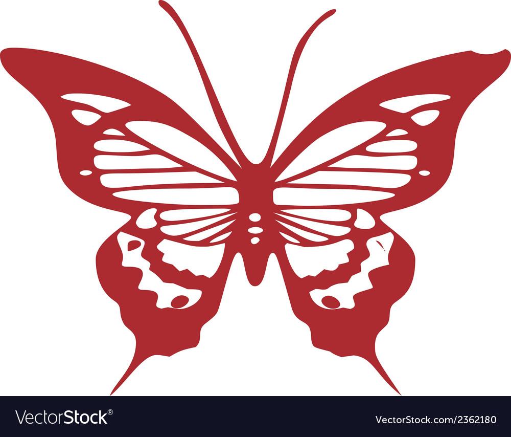 Butterflies Clipart Design.