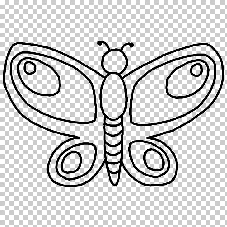Butterfly Drawing , butterfly PNG clipart.
