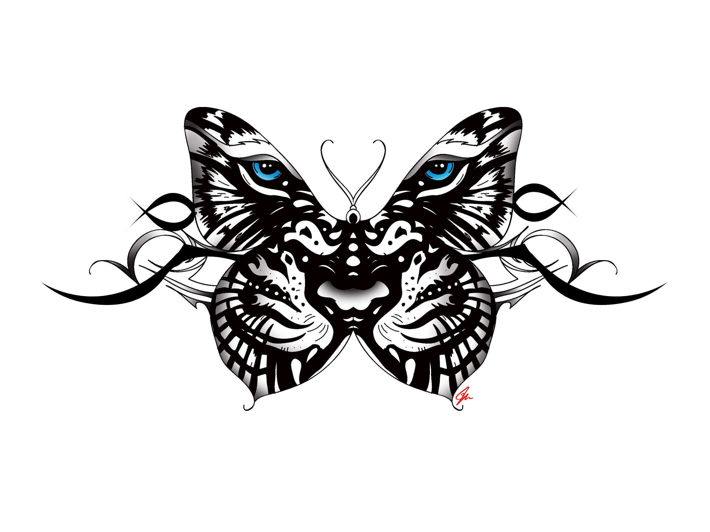 25+ best ideas about White Butterfly Tattoo on Pinterest.
