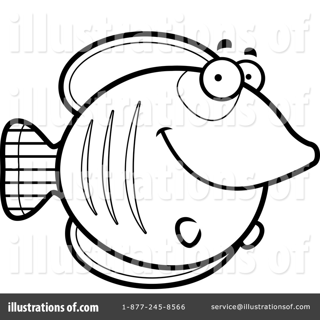 Butterfly Fish Clipart #1141073.