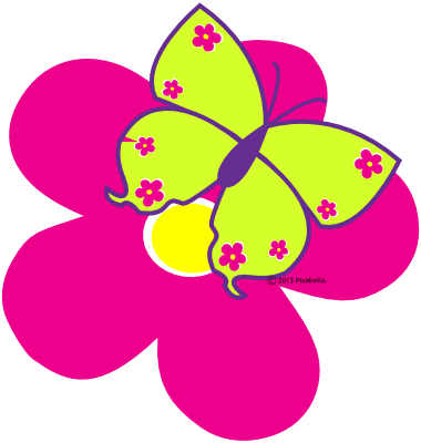 Free Flowers And Butterflies Clipart, Download Free Clip Art, Free.