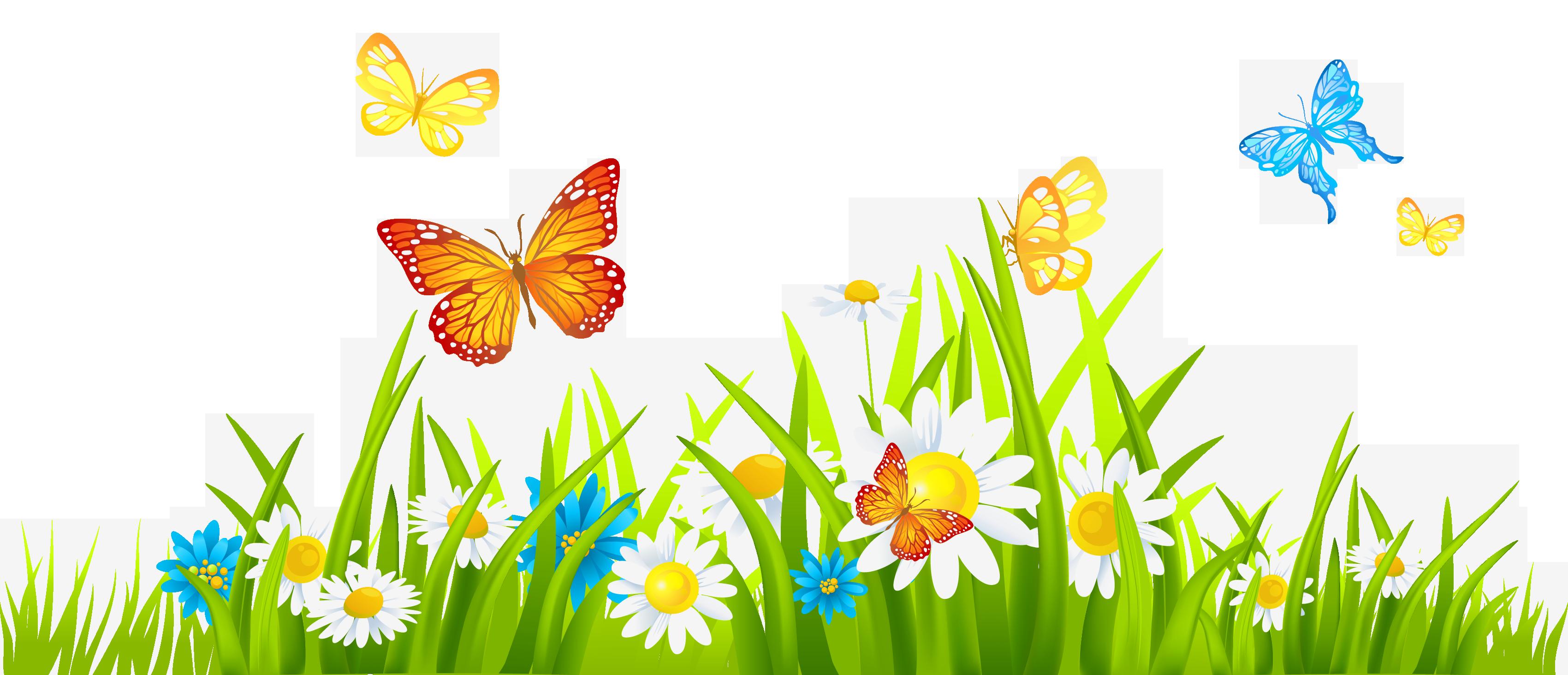 Grass and flowers clip art free clipart images clipartwiz clipartix.
