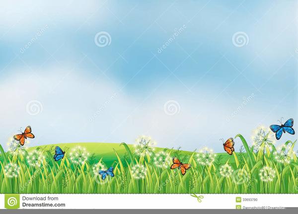 Butterfly garden clipart » Clipart Portal.