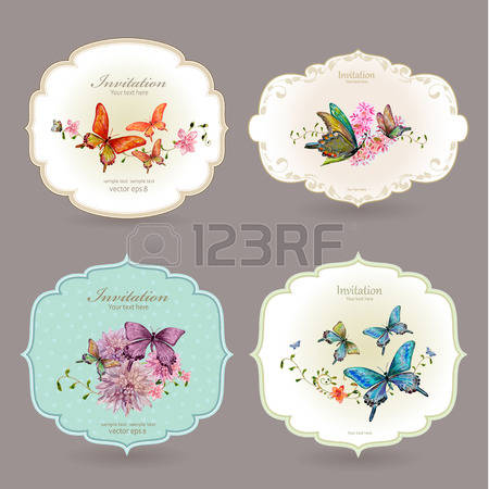 135,450 Butterfly Cliparts, Stock Vector And Royalty Free.