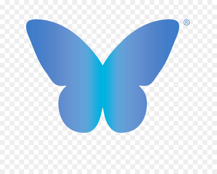 Butterfly Logo png download.