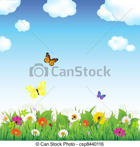 Meadow Illustrations and Clip Art. 50,894 Meadow royalty free.
