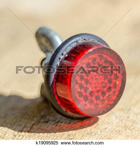 Stock Image of license plate reflector screw wing nut k19095925.