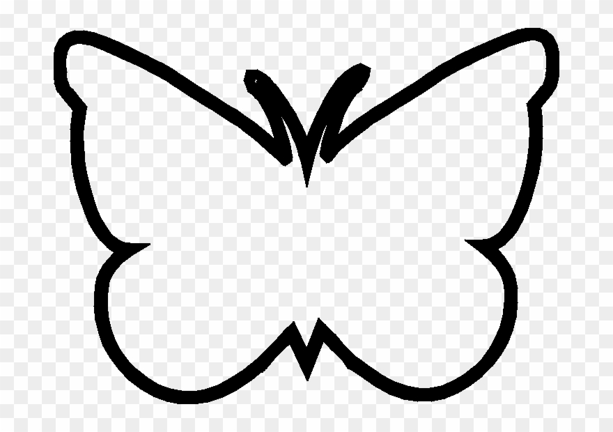 Butterfly Template.