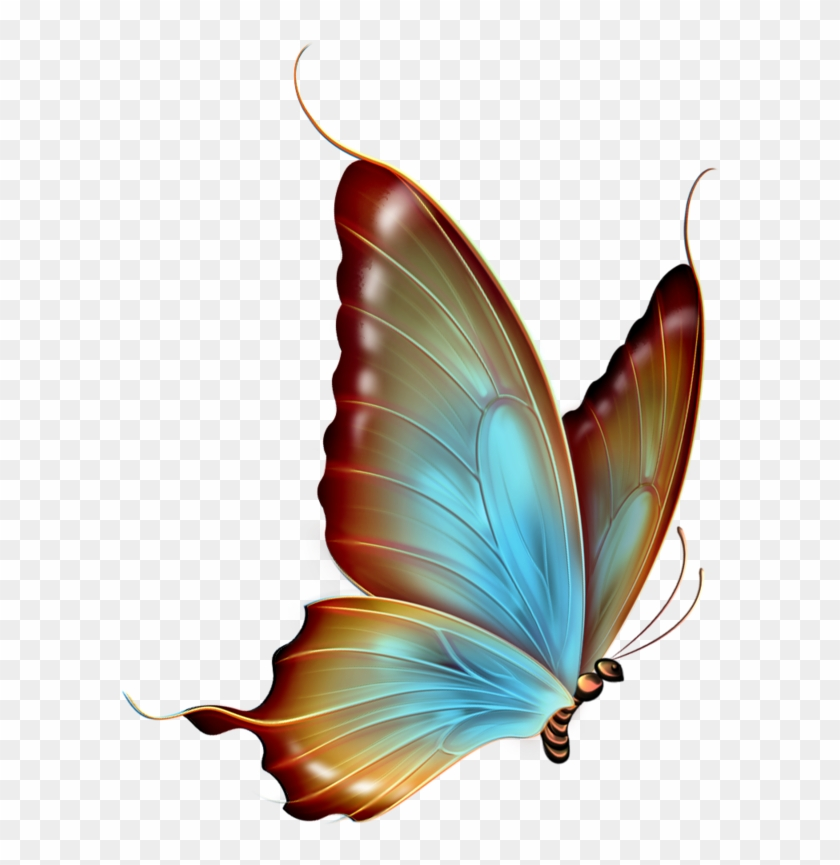 Transparent Background Butterfly Png , Png Download, Png Download.