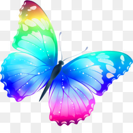 Download Free png Butterfly PNG & Butterfly Transparent Clipart Free.