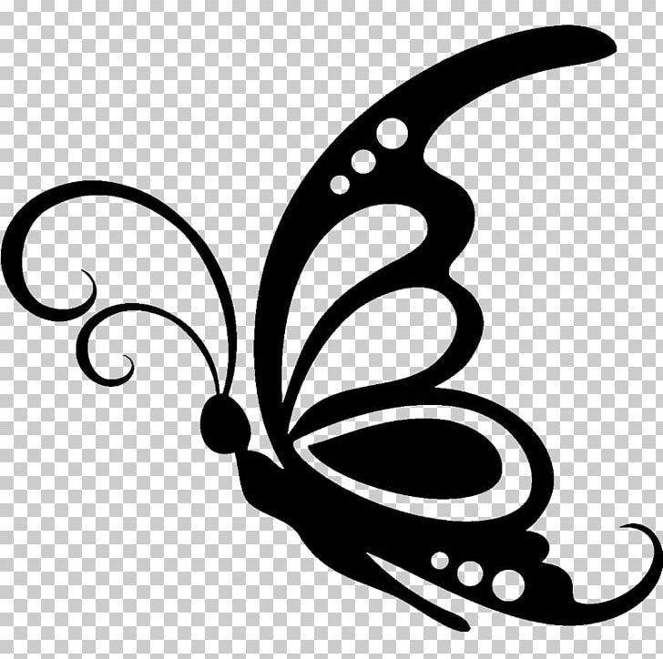 Butterfly Silhouette Graphics PNG, Clipart, Artwork, Black And White.