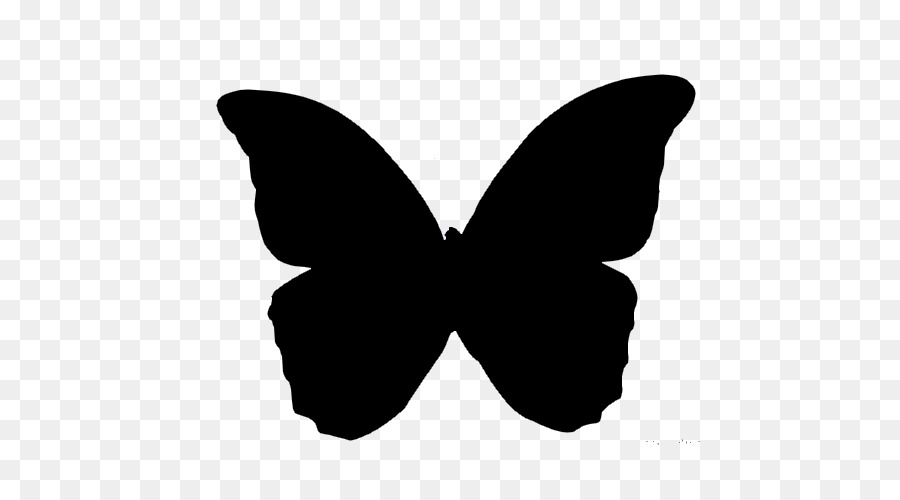 Butterfly Silhouette Png & Free Butterfly Silhouette.png Transparent.