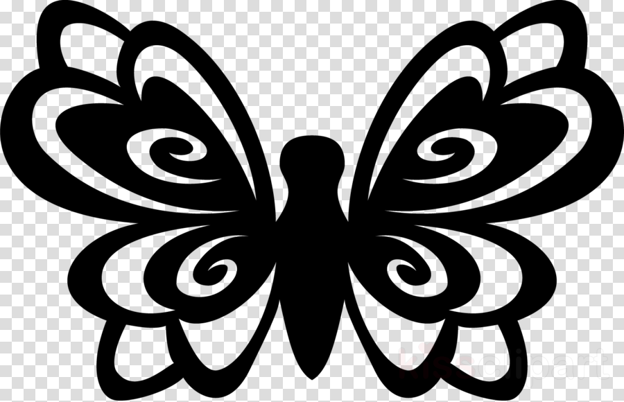 Download butterfly vector clipart Butterfly Clip art.