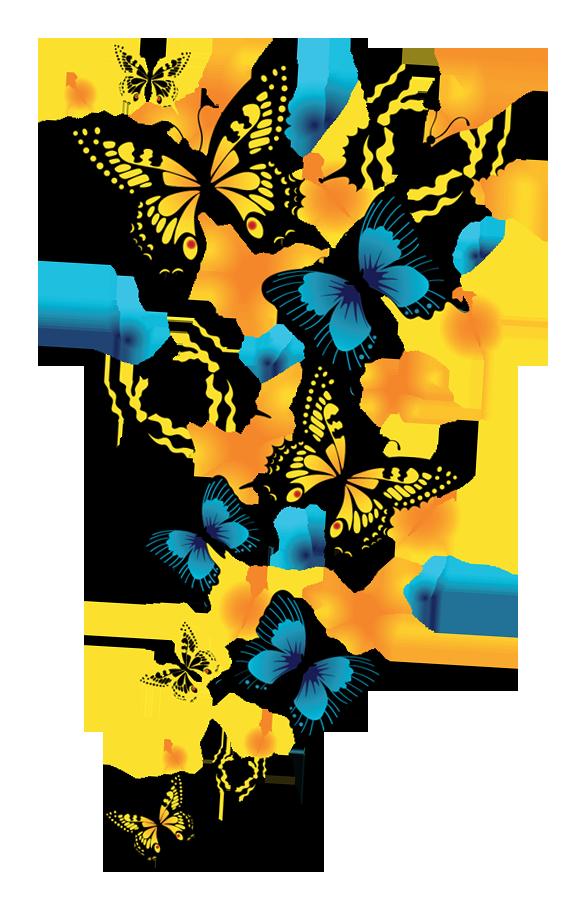 Butterflies clipart butterfly clip art vergilis.