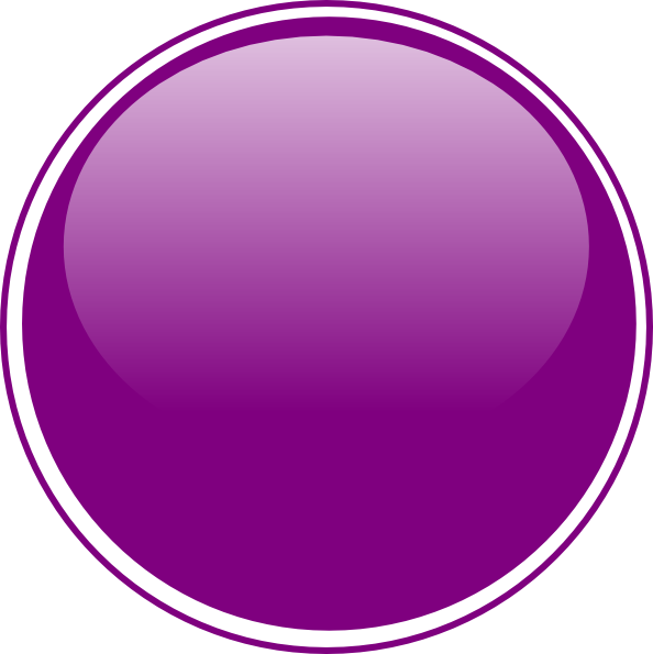 Glossy Purple Light 3 Button Clip Art.
