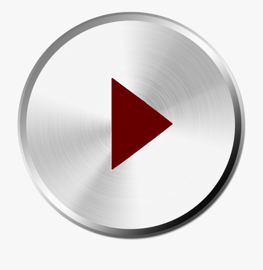 Play Button Red Png.