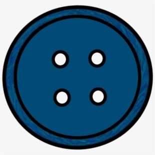 6 Buttons Clipart.