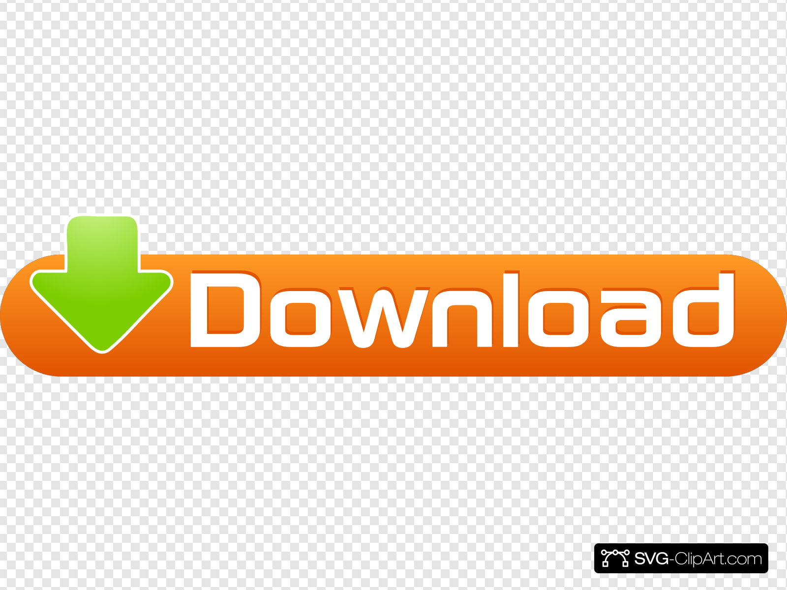 Download Button Clip art, Icon and SVG.