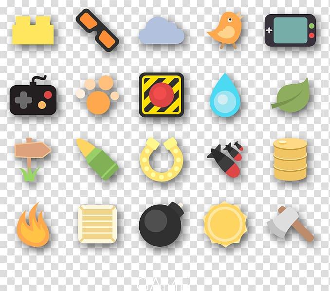 User interface design Button Game, Game UI button web games.
