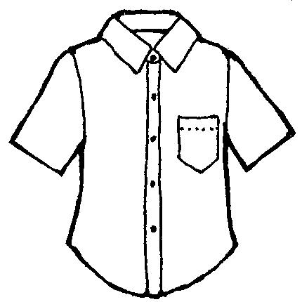 Buttons clipart shirt, Buttons shirt Transparent FREE for.