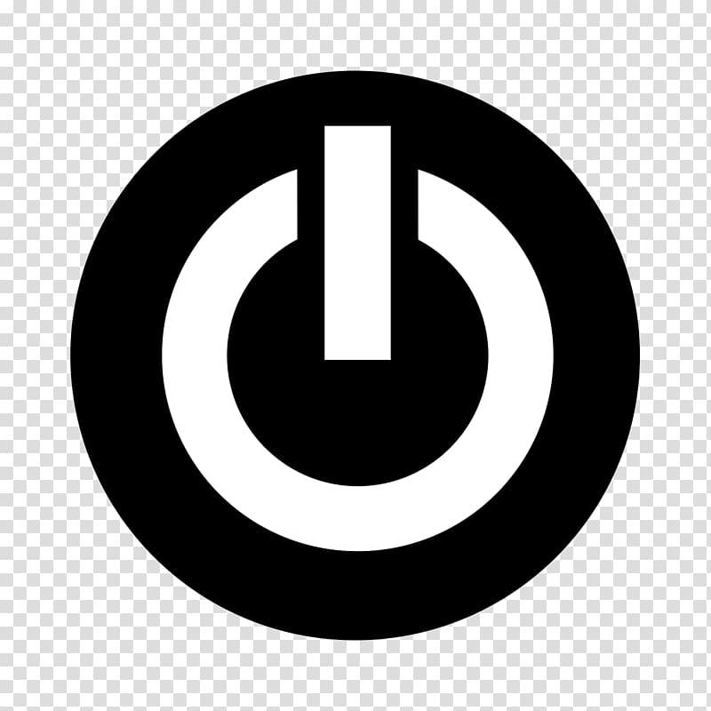 Computer Icons Shutdown Button Logo, POWER transparent.