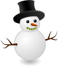 A sand Snowman!.